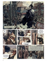 Extrait 2 de l'album Blacksad - 2. Arctic Nation