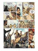 Extrait 1 de l'album L'Iliade - 3. La Chute de Troie