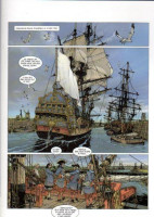 Extrait 1 de l'album Les Grandes Batailles navales - 8. Texel (Jean Bart)