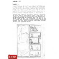 Extrait 2 de l'album La Pluie des corps - HS. Le Scenario complet et le storyboard