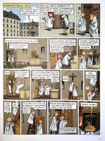 Extrait 1 de l'album Une aventure de Spirou et Fantasio par... (Le Spirou de…) - 4. Spirou - Le journal d'un ingénu