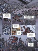 Extrait 2 de l'album Conan le Cimmérien - 5. La Citadelle écarlate