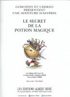 Extrait 1 de l'album Astérix (Albums des films) - 9. Le secret de la potion magique