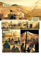 Extrait 1 de l'album Les Reines de sang - Constance d'Antioche - 1. La Princesse rebelle - Tome 1