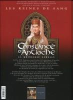 Extrait 3 de l'album Les Reines de sang - Constance d'Antioche - 1. La Princesse rebelle - Tome 1