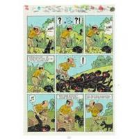Extrait 1 de l'album Tintin (Pastiches, parodies et pirates) - HS. Pappa in Afrika