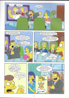 Extrait 2 de l'album Les Simpson (Jungle) - 38. Le Homer show