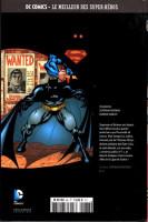 Extrait 3 de l'album DC Comics - Le Meilleur des super-héros - 86. Superman/Batman - Ennemis Publics