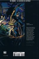 Extrait 3 de l'album DC Comics - La légende de Batman - 42. La mort en cette cité