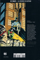 Extrait 3 de l'album DC Comics - La légende de Batman - 28. Le fils prodigue - 1re partie