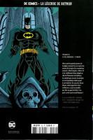 Extrait 3 de l'album DC Comics - La légende de Batman - 30. Le fils prodigue - 3e partie