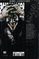 Extrait 3 de l'album DC Comics - La légende de Batman - 4. L'homme qui rit