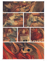 Extrait 1 de l'album Blacksad - 4. L'Enfer, le silence