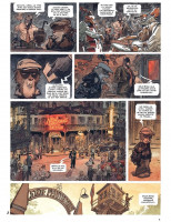 Extrait 3 de l'album Blacksad - 4. L'Enfer, le silence