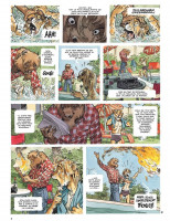 Extrait 2 de l'album Blacksad - 5. Amarillo