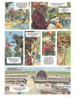 Extrait 3 de l'album Blacksad - 5. Amarillo