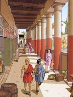 Extrait 1 de l'album Les Voyages d'Alix - 31. Orange Vaison-la-romaine