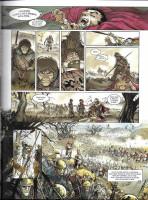Extrait 2 de l'album Les Grands Personnages de l'Histoire en BD - 2. Vercingétorix