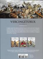 Extrait 3 de l'album Les Grands Personnages de l'Histoire en BD - 2. Vercingétorix