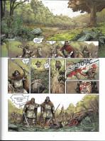 Extrait 1 de l'album Les Grands Personnages de l'Histoire en BD - 3. Charlemagne