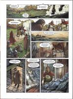 Extrait 2 de l'album Les Grands Personnages de l'Histoire en BD - 3. Charlemagne