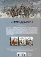 Extrait 3 de l'album Les Grands Personnages de l'Histoire en BD - 3. Charlemagne