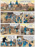 Extrait 1 de l'album Les Tuniques bleues - 49. Mariage à Fort Bow