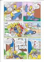 Extrait 2 de l'album Les Simpson (Jungle) - 39. Fast food & furious