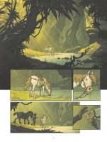 Extrait 1 de l'album Conan le Cimmérien - 7. Les Clous rouges