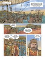 Extrait 1 de l'album Les Grandes Batailles navales - 10. Salamine