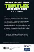 Extrait 3 de l'album Les Tortues Ninja - HS. Micro-série - Michelangelo