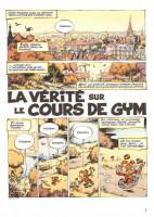Extrait 1 de l'album Le Petit Spirou - 18. La Vérité sur tout !