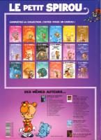 Extrait 3 de l'album Le Petit Spirou - 18. La Vérité sur tout !