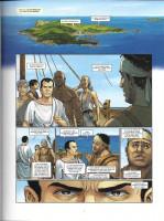 Extrait 1 de l'album Les Grands Personnages de l'Histoire en BD - 11. Jules César