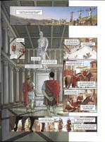 Extrait 2 de l'album Les Grands Personnages de l'Histoire en BD - 11. Jules César
