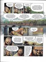 Extrait 2 de l'album Les Grands Personnages de l'Histoire en BD - 12. Gengis Khan