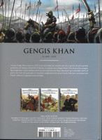 Extrait 3 de l'album Les Grands Personnages de l'Histoire en BD - 12. Gengis Khan