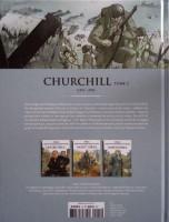 Extrait 3 de l'album Les Grands Personnages de l'Histoire en BD - 14. Churchill - Tome 2