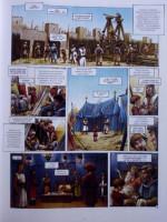 Extrait 1 de l'album Les Grands Personnages de l'Histoire en BD - 15. Saint Louis
