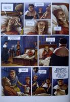 Extrait 2 de l'album Les Grands Personnages de l'Histoire en BD - 15. Saint Louis