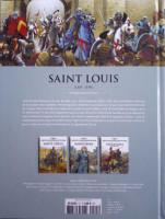 Extrait 3 de l'album Les Grands Personnages de l'Histoire en BD - 15. Saint Louis