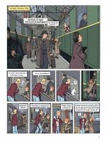 Extrait 1 de l'album Une aventure de Spirou et Fantasio par... (Le Spirou de…) - 15. Spirou l'espoir malgré tout (Deuxième partie)