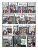Extrait 3 de l'album Une aventure de Spirou et Fantasio par... (Le Spirou de…) - 15. Spirou l'espoir malgré tout (Deuxième partie)