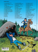 Extrait 3 de l'album Les Tuniques bleues - 63. La Bataille du Cratère