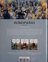 Extrait 3 de l'album Les Grands Personnages de l'Histoire en BD - 16. Robespierre