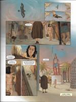 Extrait 1 de l'album Les Grands Personnages de l'Histoire en BD - 17. Alexandre le Grand
