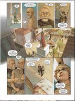 Extrait 2 de l'album Les Grands Personnages de l'Histoire en BD - 17. Alexandre le Grand