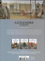 Extrait 3 de l'album Les Grands Personnages de l'Histoire en BD - 17. Alexandre le Grand