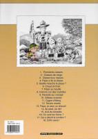 Extrait 3 de l'album Cédric - 4. Papa a de la clase