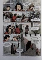 Extrait 2 de l'album Les Grands Personnages de l'Histoire en BD - 20. François 1er